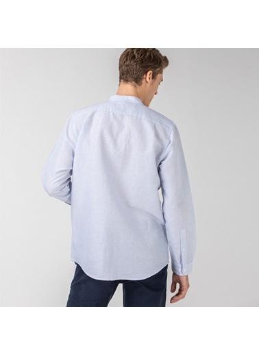 Lacoste Erkek Slim Fit Gömlek CH0052.52L Lacivert